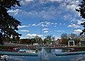 (((نمایی از میدان اناهیتا مراغه ))) - panoramio.jpg