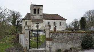 Baconnes - Church