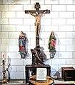 Église Notre-Dame de la Dalbade (Interieur) - La crucifixion de Jésus - Chapelle des fonts baptismaux.jpg