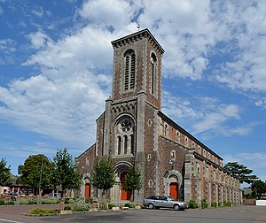 Église Sainte-Trinité de Gavray.