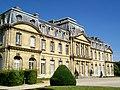 Épinay-Champlâtreux (95), château de Champlâtreux, façade est (1).jpg