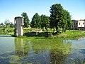 Ćmielów - ruiny zamku Szydłowieckich 2011.jpg