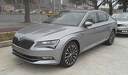 Škoda Superb III 01 China 2016-04-01.jpg