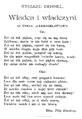 Życie. 1898, nr 16 (16 IV) page06 Richard Dehmel (1863–1920).png