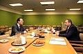 Συνάντηση ΥΠΕΞ κ. Δ. Δρούτσα με ΥΠΕΞ Ισραήλ κ. Avigdor Lieberman (5032045651).jpg