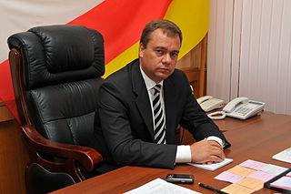Vadim Brovtsev Russian businessman