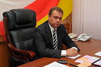 Vadim Brovtsev - Image: Вадим Бровцев