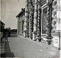 Галерея Трапезной в Троице-Сергиевой лавре. Западный фасад.jpg