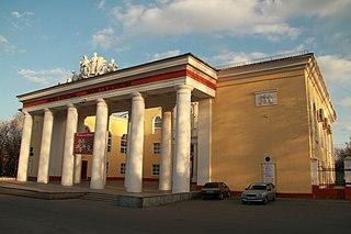 Verkhnesaldinsky District District in Sverdlovsk Oblast, Russia
