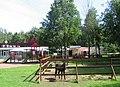Детская площадка у дороги к шалашу. - panoramio.jpg