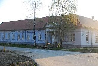 Novi Bečej - Image: Зграда општине у Новом Бечеју