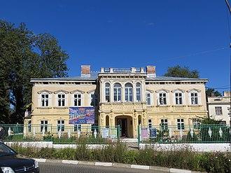 Sambir - Historic manor at Мазепи 7 Street