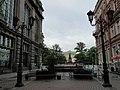 Малая садовая ул. Вид на Невский пр. и пл. Островского - panoramio.jpg