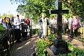 Могила Срезневского И.И., крест, лития.jpg