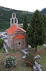Sveti Stefan, Gmina Budva, Czarnogóra - Widok w k