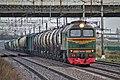 М62-1570, Россия, Санкт-Петербург, перегон Шушары - Санкт-Петербург-Товарный-Витебский (Trainpix 75839).jpg