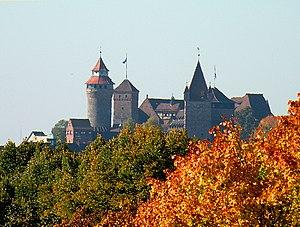 Nuremberg - Nuremberg Castle