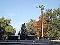 Одесса. Памятник атаману Головатому..JPG
