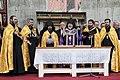 Освящение закладных камней нового армянского храма.jpg