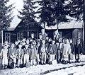 Початкова школа с. Хащованя, 40-і рр.jpg