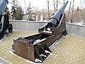 Пушка Круппа в Хабаровском краеведческом музее.JPG