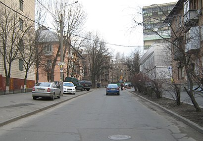 How to get to вулиця Професора Підвисоцького 4 with public transit - About the place