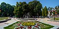 Сквер імені Тараса Шевченка. Panorama.jpg