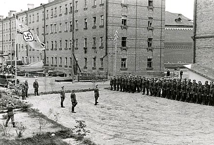 German troops in Smolensk, 1941 Smolensk vo vremia okkupatsii.jpg
