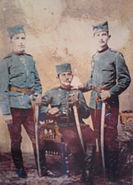 Српски Регрути 1901