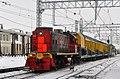 ТЭМ2-6159, Россия, Омская область, станция Омск-Пассажирский (Trainpix 184325).jpg