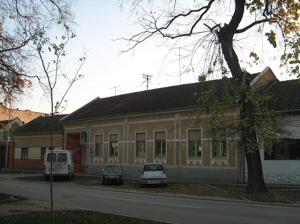 Управна зграда Боја АД Сомбор