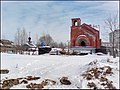 Церковь св.Георгия в Нахабино - panoramio.jpg