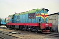 ЧМЭ3-3025, Russia, Saratov region, Anisovka depot (Trainpix 153373).jpg
