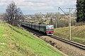 ЭР2-1177, Russia, Moscow region, Volokolamsk - Blagoveshchenskoye stretch (Trainpix 166516).jpg