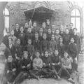אגודת פועלי -ציון בפלונסק ( 1905 ) .(בשורה הראשונה -השלישי מימין - ד.גרין -PHG-1006624.png