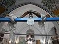 השופר והחמסה המסורתיים של בית הכנסת אבוהב.jpg