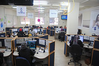 Hura - Hura's Bezeq Call Center