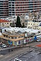 שכונת פלורנטין - על רקע בנייני רביעיית פלורנטין.jpg