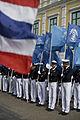 บรรยากาศ ณ มณฑลพิธีท้องสนามหลวง ถนนราชดำเนิน 12สิงหาคม2552 (The Official Site o - Flickr - Abhisit Vejjajiva (33).jpg