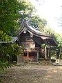 五條市岡町 八幡御霊神社本殿 Hachiman-Goryō-jinja, Okachō 2011.4.29 - panoramio.jpg