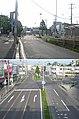 北海道道83号函館南茅部線・北海道道100号函館上磯線交点(函館上磯線終点側、上:起点側から、下:終点側から).jpg