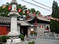 廣化寺經幢 Stone Dhavaja of Guanghua Temple - panoramio.jpg