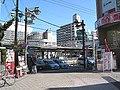 成増駅の外「一緒に来てよ・・・・」(瀬尾公治 涼風 第9巻 P.36) - panoramio.jpg