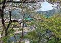 桜と青い端 - panoramio.jpg