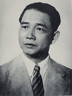 Chinese politician, leader of Wang Jingwei regime