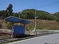 長谷バス停 Nagatani bus stop 2013.4.05 - panoramio.jpg