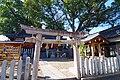 阿保神社 松原市阿保5丁目 Ao-jinja 2014.1.23 - panoramio (1).jpg
