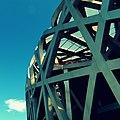 鸟巢一角 One part of Bird Nest - panoramio.jpg