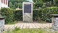 """-26 Gedenkstein """"Leidensweg der Buchenwald-Häftlinge"""",Bechstedter Weg.jpg"""