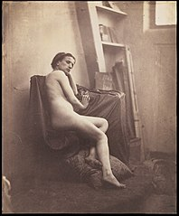 [Female Nude in Studio]